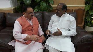 What explains BJP's Nadda and Birla picks ?