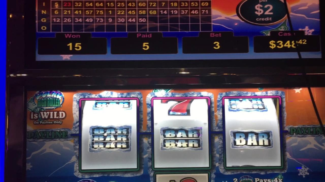 Choctaw casino 57 free slots gambling