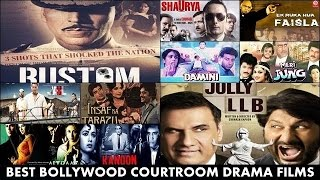 Top 10 Best Bollywood Courtroom Drama Films : Hindi Legal Dramas worth watching