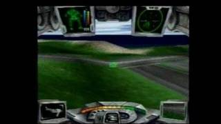 Iron Soldier 3 PlayStation Gameplay