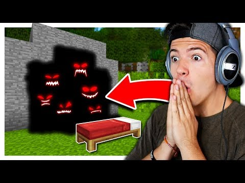THE NEW BED WARS UPDATE IS SCARY... (Minecraft BED WARS)
