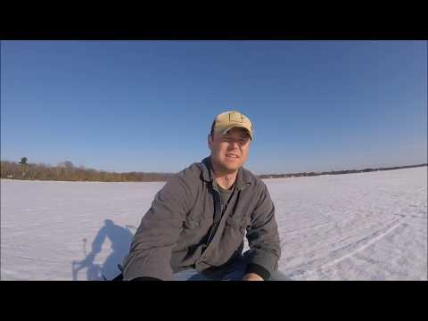 April 22 2018 Mille Lacs Ice Conditions