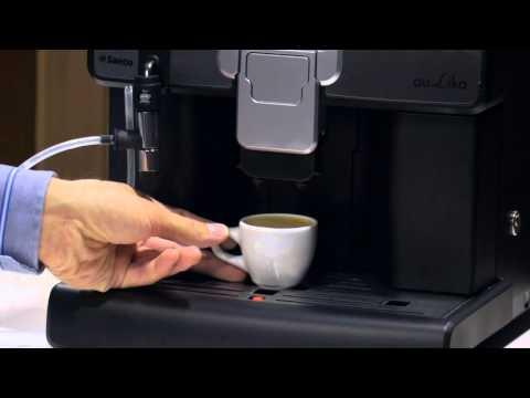 Saeco Aulika Mid - кофемашина для офиса
