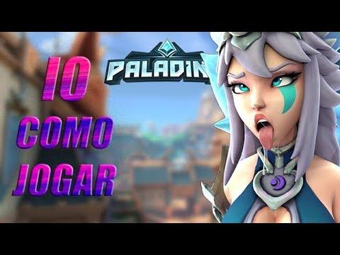 COMO JOGAR DE IO (Nova campeã) - PALADINS