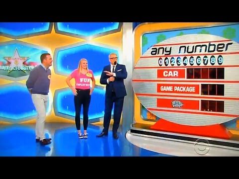 The Price is Right - Any Number - 2/24/2017