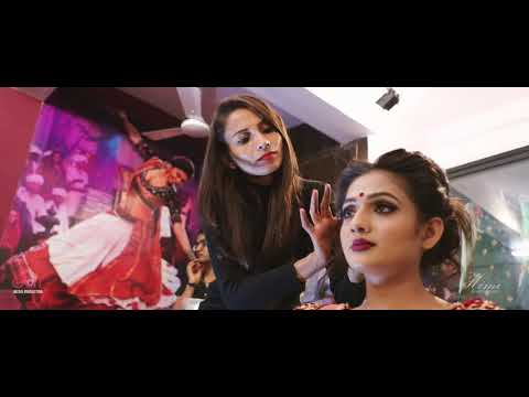 Bridal Makeover By HiMi Beauty Salon