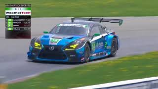 2018 Acura Sports Car Challenge at Mid-Ohio Qualifying