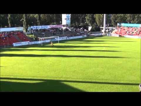 Tomi Ameobi - All moments vs. Mariehamn