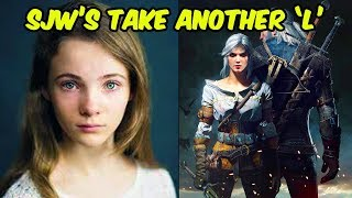 Netflix's The Witcher - SJW's Take Another 'L' (Ciri & Yennefer Have Been Cast)