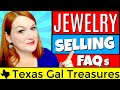 Selling Jewelry on Ebay - Reselling Jewelry on Etsy & Ebay - Common Jewelry Questions