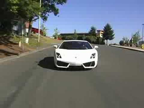 Gran Prix Imports Lamborghini Gallardo Lp560 4 Test Drive Video