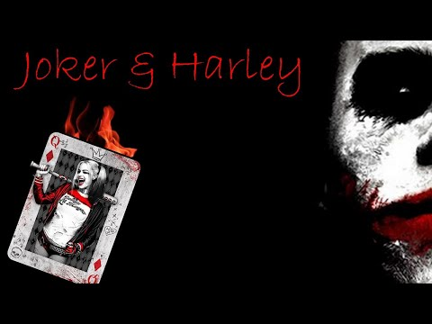 Harley Quinn - Heath Ledger - I'd like to change a world