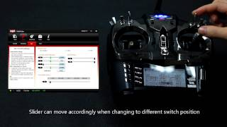 DJI Naza-M V2 Assistant Software Introduction screenshot 3