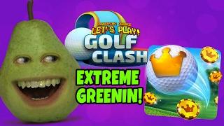 Pear Plays - Golf Clash Extreme Greenin!