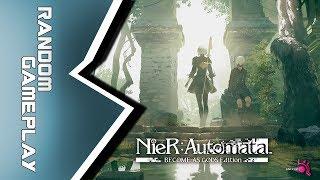 Vídeo NieR: Automata
