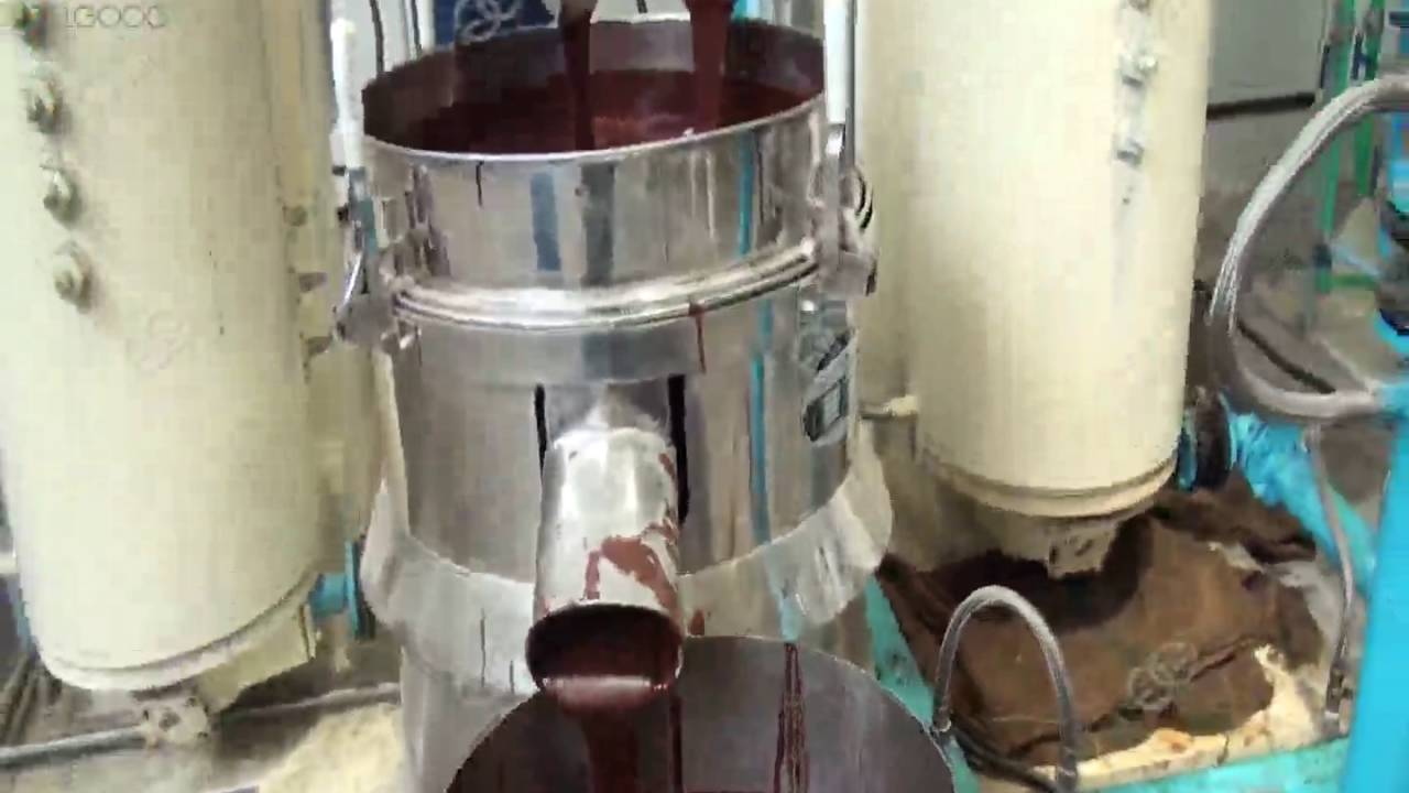 Cocoa Beans Processing Machine|Chocolate Making Machine Production Line