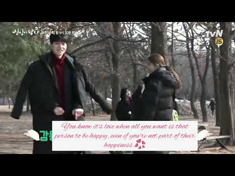 Lee Dong Wook & Yoo In Na QUIRKY MOMENTS
