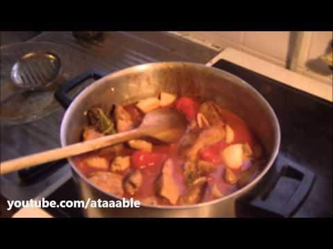 cuisine-française---le-veau-marengo