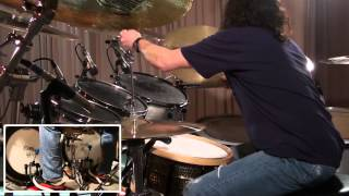 Mega Metal Beats #1 with Nick Menza