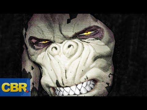 Gorr The God Butcher Is The Deadliest Marvel Villain