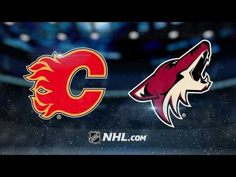 Gaudreau, Gillies power Flames to 5-2 victory