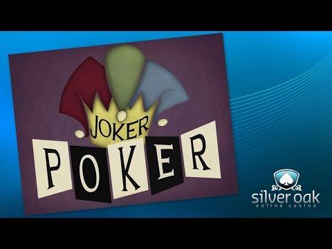 Watch Joker Poker Video From Silver Oak Casino