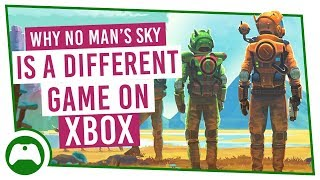 8 Reasons No Man's Sky Is A Completely Different Game On Xbox