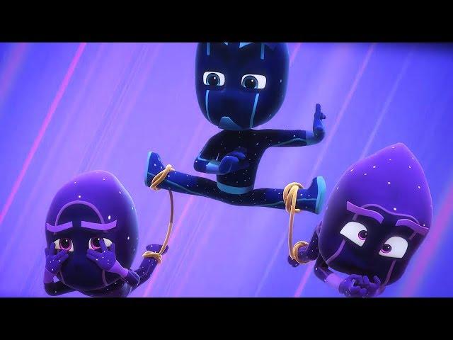 PJ Masks Episodes | Sticky Splat Special | Cartoons for Children #126