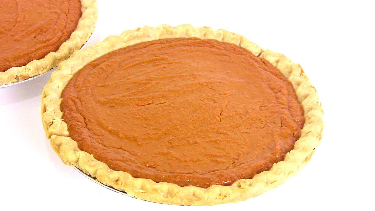 Holiday Series: BEST Homemade Sweet Potato Pie Recipe |Cooking With ...