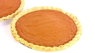 Holiday Series: BEST Homemade Sweet Potato Pie Recipe