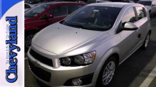 2014 Chevrolet Sonic Shreveport Bossier-City, LA #140848