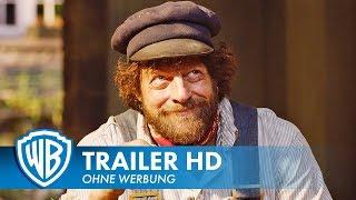 JIM KNOPF UND LUKAS DER LOKOMOTIVFÜHRER - Trailer #3 mit Clip Deutsch HD German (2018)