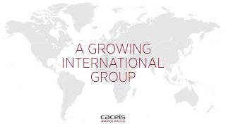 CACEIS A growing international group in 2017