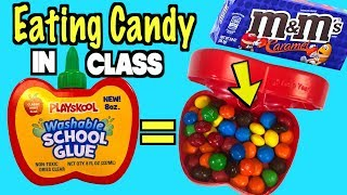 5 Ways To Sneak Your Favorite Food Into Class: PART 32 |  Nextraker