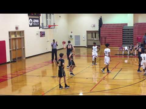 Bumpus Basketball 2018