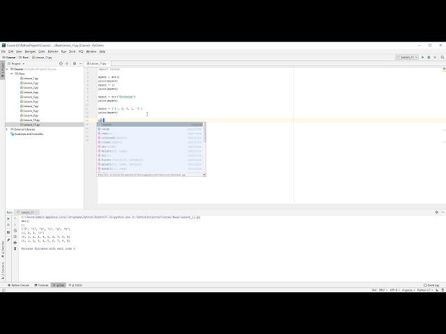 Множества | #14 - Курс по Python для начинающих