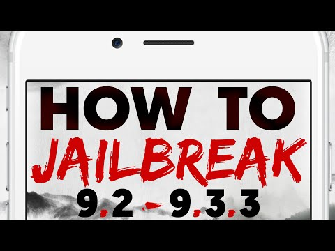 How To JAILBREAK iOS 9.2 - 9.3.3 (NO COMPUTER) iPhone iPad iPod Touch 9.2.1 9.3 9.3.1 9.3.2, 9.3.3