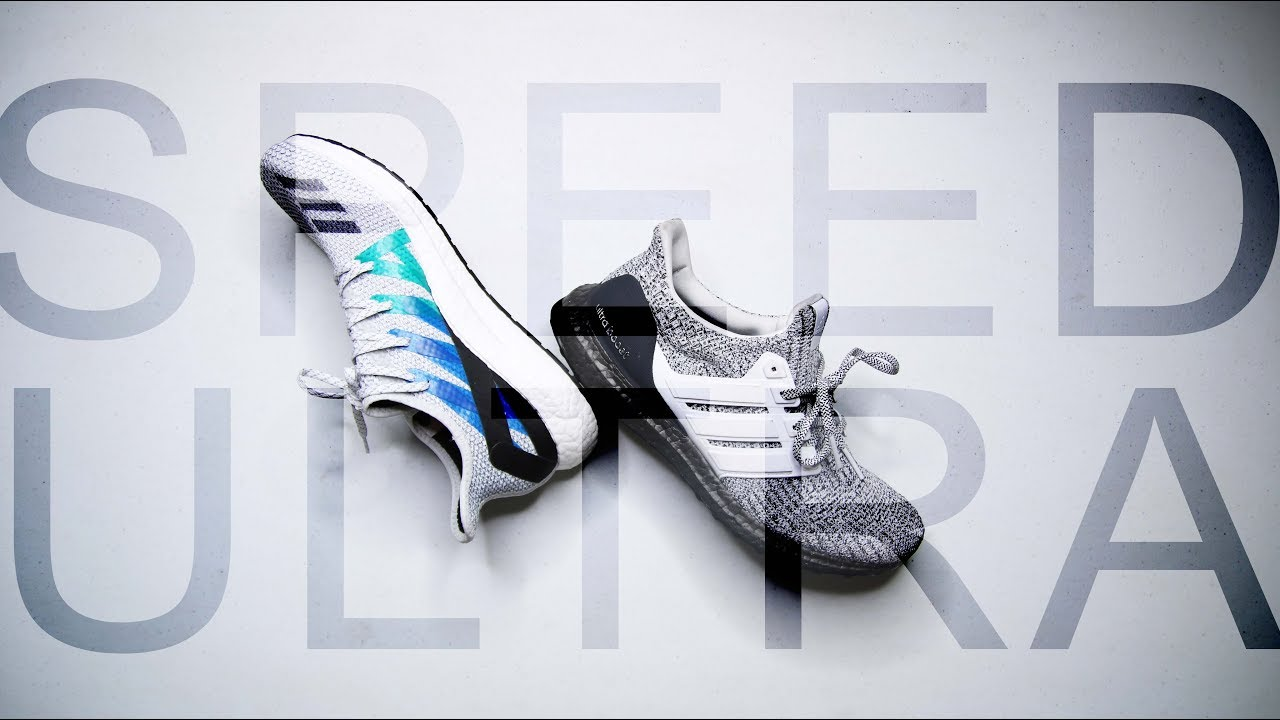 Adidas ULTRA BOOST 4.0 VS. ADIDAS SPEED FACTORY AM4 LONDON - YouTube 80cc0bd4e