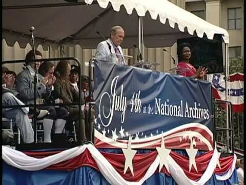 July 4th 2011 at The National Archives