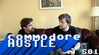 Laundry [commodoreHUSTLE S01E01] - Aired October 2008