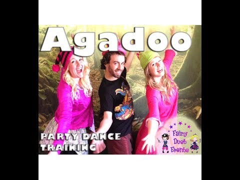 Agadoo party dance routine