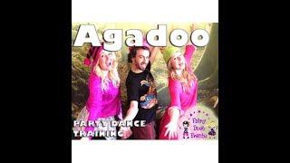 Agadoo party dance routine