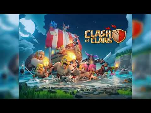 Clash Of Clans Combat Music/audio (background)