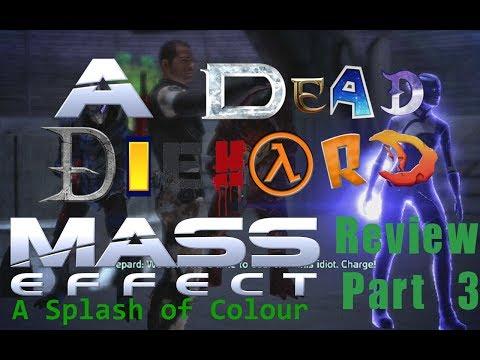 Mass Effect Review part 3 - A Splash of Colour