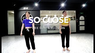 MIND DANCE(마인드댄스) 실용무용 입시반(Duet) 8:30 Class | NOTD - So Close | 희선, 윤진