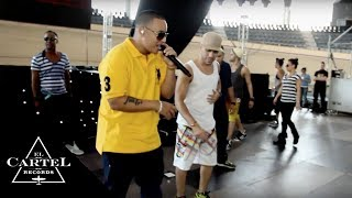 DADDY YANKEE @ PALMA DE MALLORCA, ESPAÑA EUROPE TOUR 2012 (Behind the Scenes)