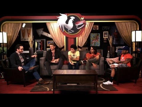 The Gauntlet - Season 1 - Episode 9: Meet the Final Four!   Rooster Teeth