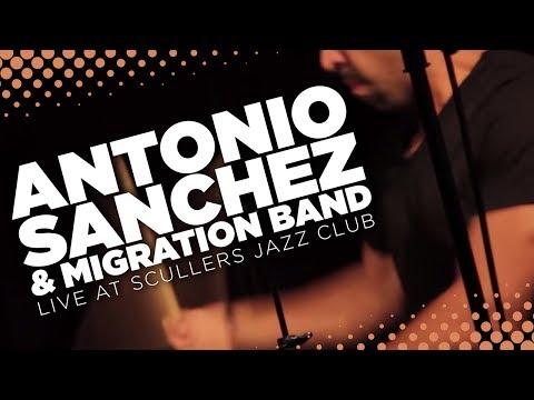 WGBH Music: Antonio Sanchez & Migration Band - Medusa (live)