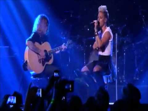 P!nk  Who Knew  iTunes Festival 2012