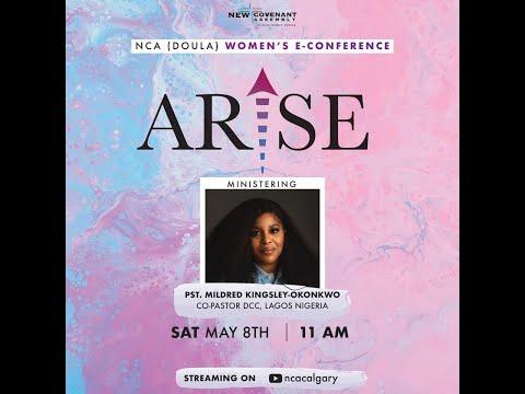 NCA (Doula) Women's E-Conference: Arise!!